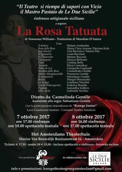 La Rosa Amsterdam 7-8 Ottobre